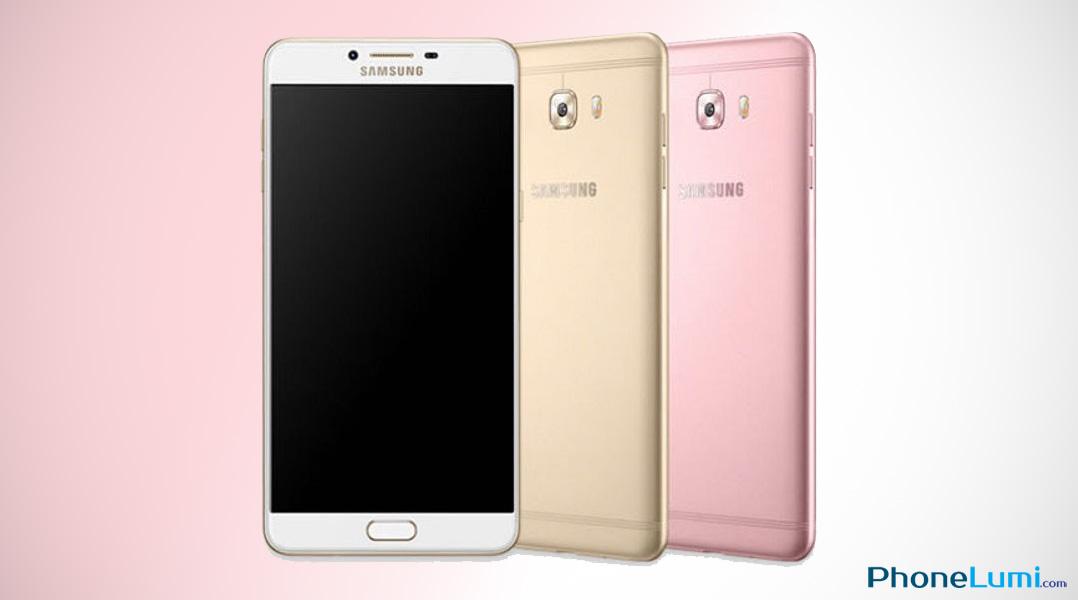 Hình nền chính thức của Samsung Galaxy C9 Pro