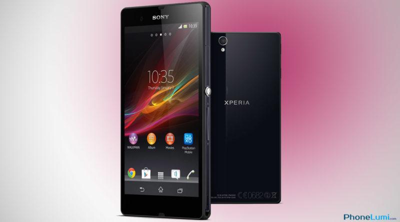Sony Xperia Z service manual