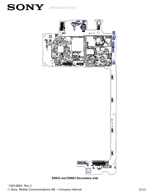 Sony Xperia Z5 Premium service manual