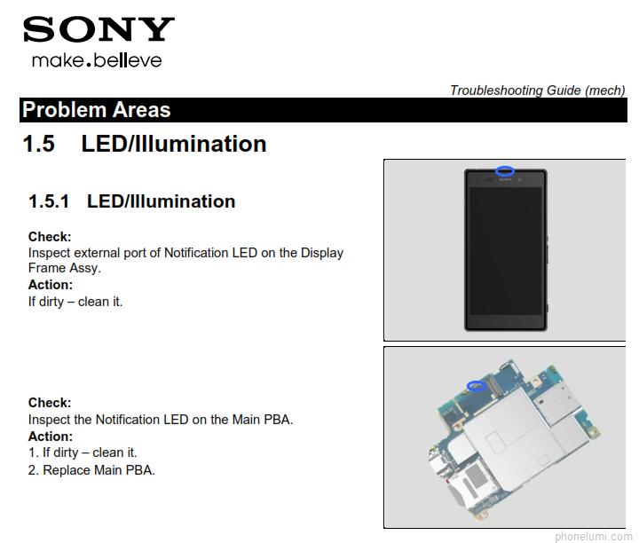 Sony Xperia Z2 D6503 service manual