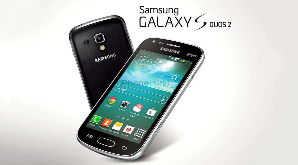 Samsung Galaxy S Duos 2 S7582 schematics