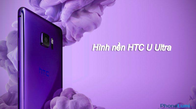 Hình nền chính thức của HTC U Ultra