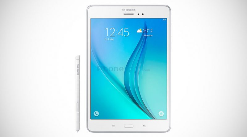 Rom gốc Samsung Galaxy Tab A 8.0 S-Pen SM-P355 Android 6