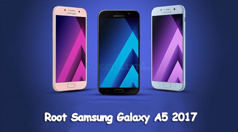 Hướng dẫn Root Samsung Galaxy A5 2017 A520F Android 6.0.1