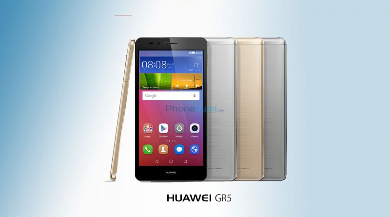 Download Huawei GR5 schematics