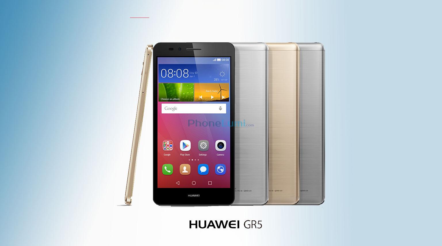 Download Huawei GR5 schematics
