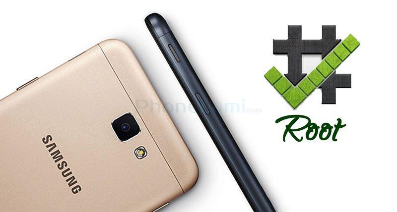 Hướng dẫn Root Samsung Galaxy J5 Prime SM-G570