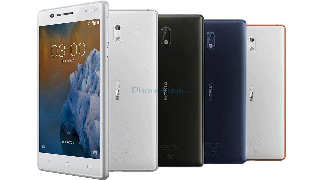 Xuất hiện thông tin những chip xử lý trên điện thoại Nokia 2017