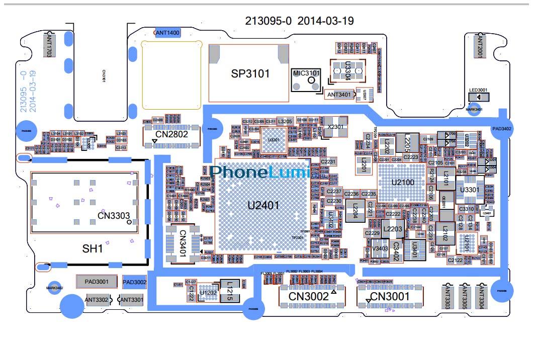 Download Oppo R1k Schematics