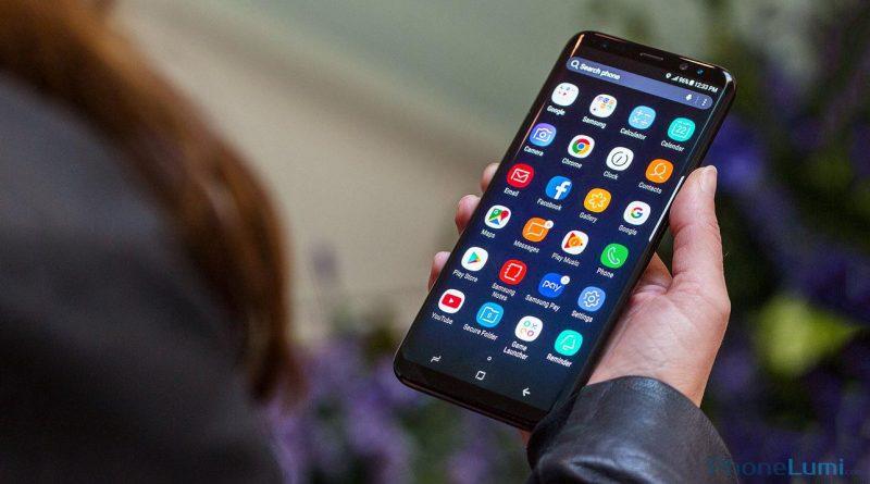 Samsung Galaxy S8 Plus SM-G955F schematics