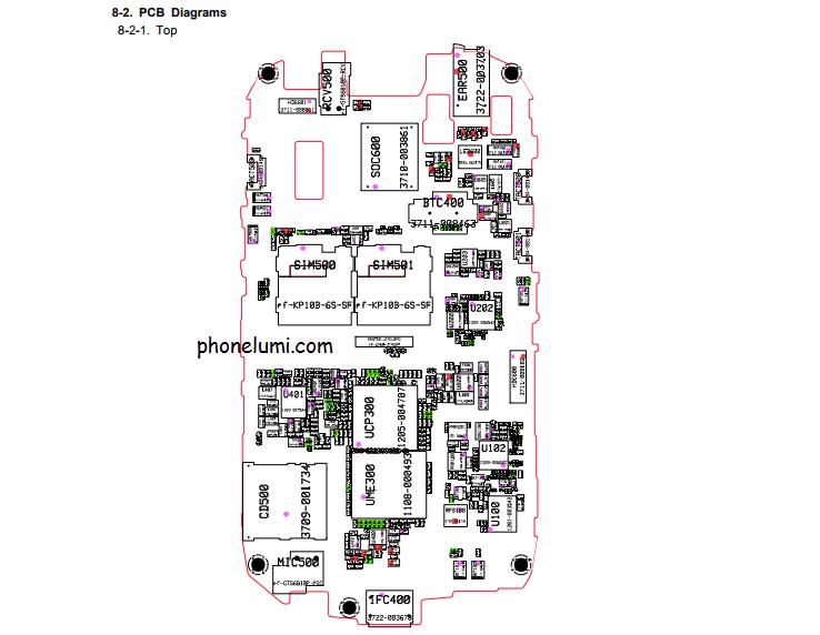 Galaxy Fame Duos S6812B schematics