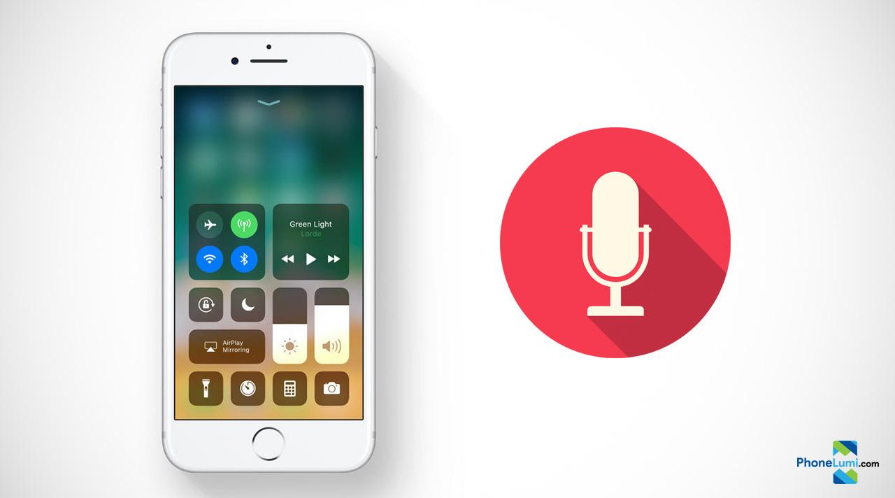 Quay màn hình trên iOS 11 thật đơn giản