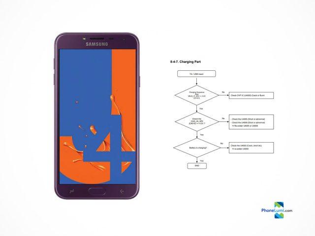 Samsung Galaxy J4 SM-J400F Schematics