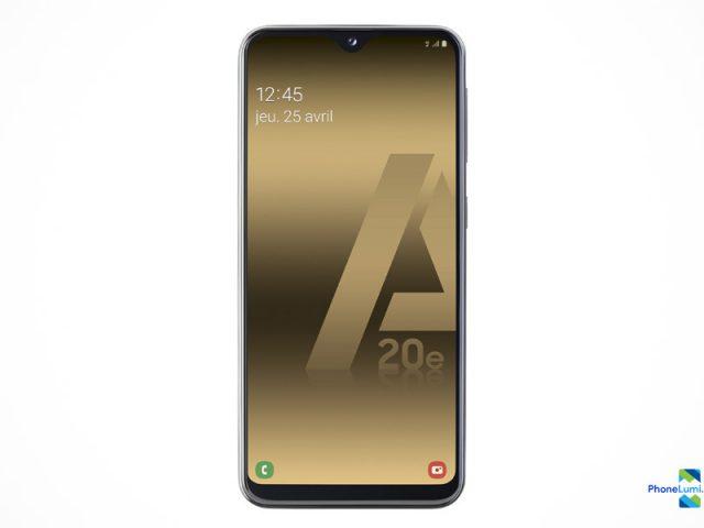 Samsung Galaxy A20e SM-A202F schematics