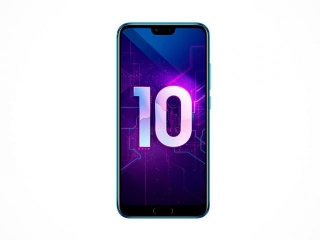 Huawei Honor 10 schematics