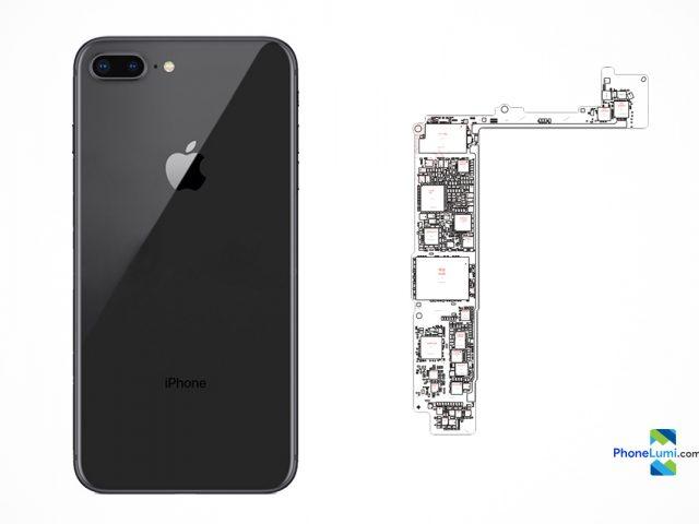 iPhone 8 Plus schematics