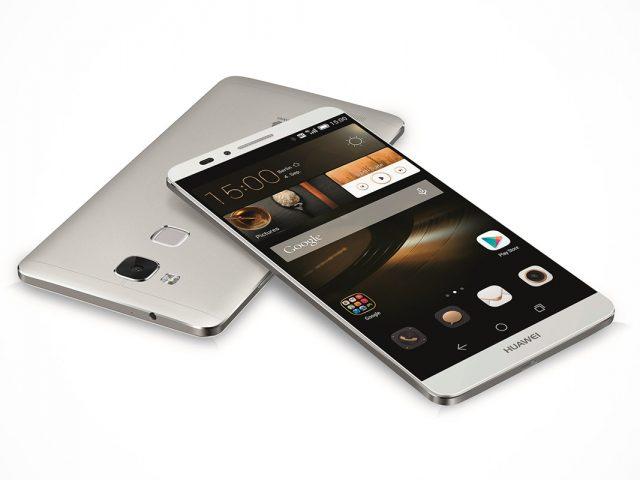 Huawei Ascend Mate 7 schematics