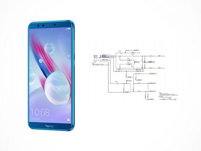 Huawei Honor 9 Lite schematics
