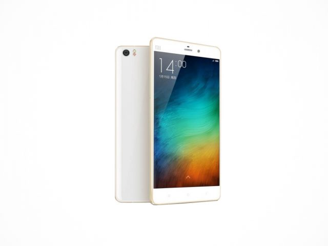 Xiaomi Mi Note Pro schematics