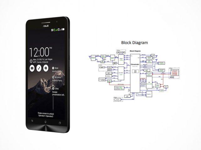 Asus Zenfone 6 A600CG schematics