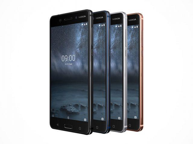 Nokia 6 TA-1021 schematics