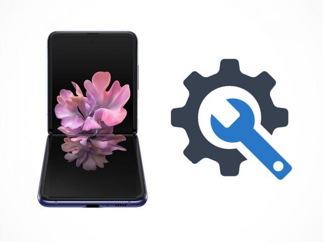 Samsung Galaxy Z Flip SM-F700 schematics