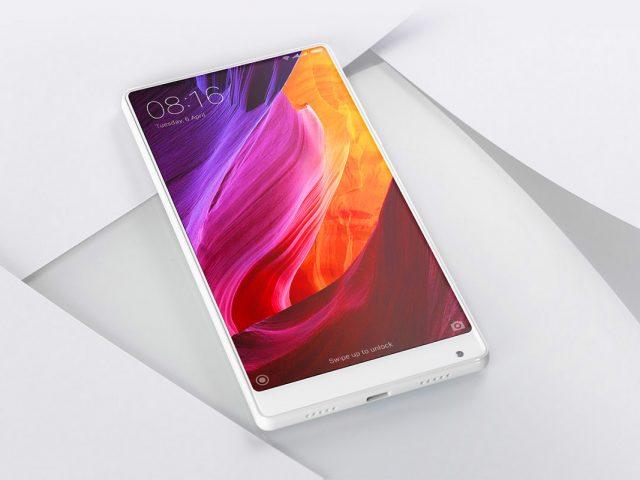 Xiaomi Mi Mix schematics