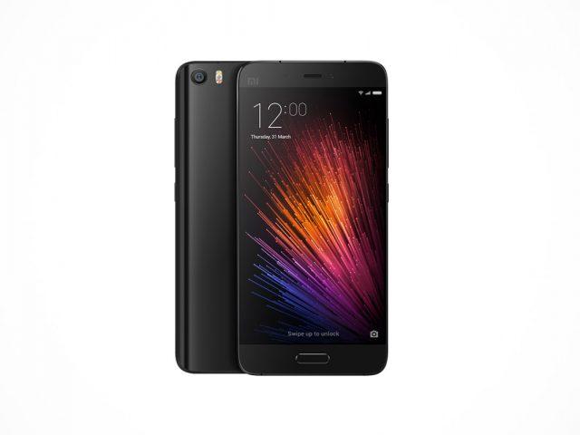 Xiaomi Mi5 schematics
