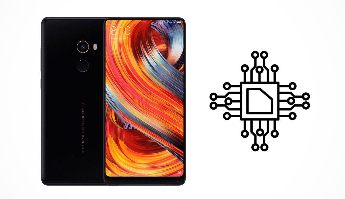 Xiaomi Mi Mix 2 Schematics