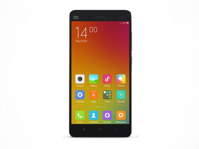 Xiaomi Mi 4 schematics