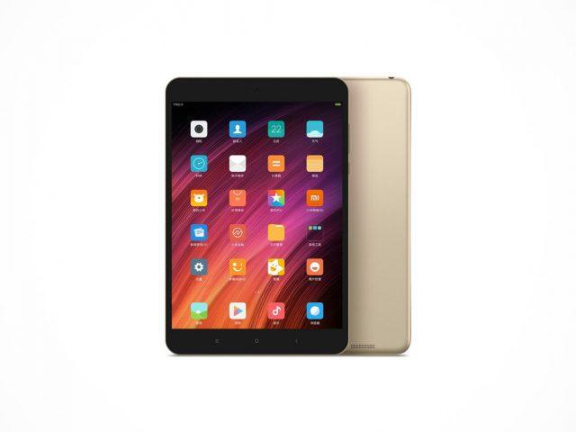 Xiaomi Mi Pad 4 schematics