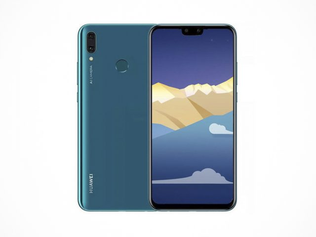 Huawei Y9 (2019) schematics