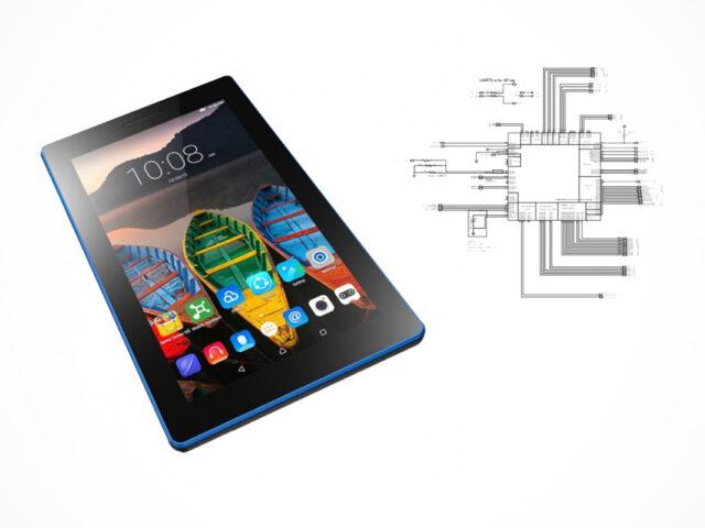 Lenovo Tab 3 Essential schematics