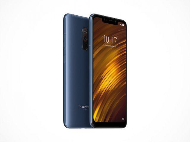 Xiaomi Pocophone F1 Schematics