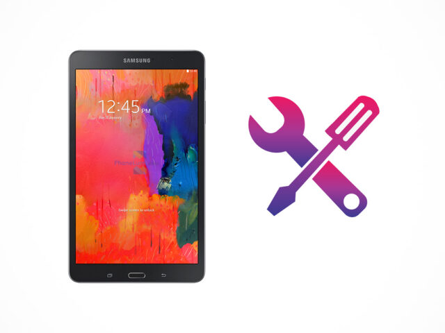 Samsung Galaxy Tab Pro SM-T320 schematics