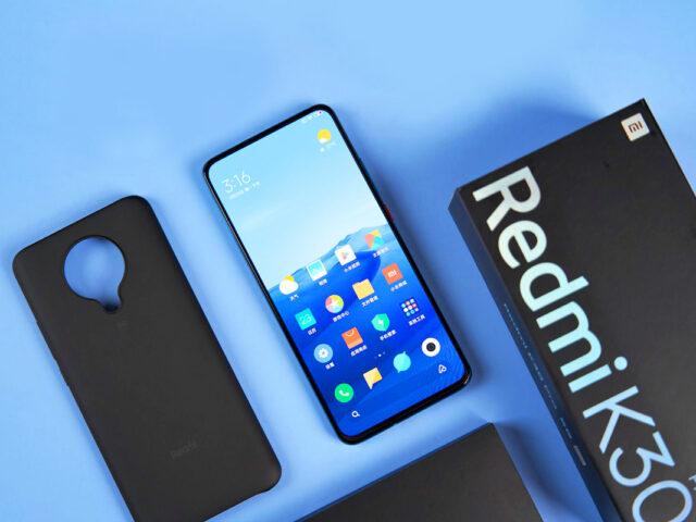 Xiaomi Redmi K30 Pro schematics