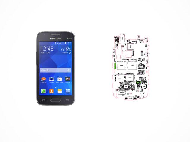 Samsung Galaxy S Duos 3 SM-G316HU schematics