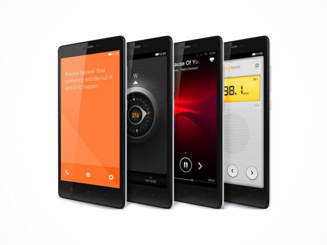 Xiaomi Redmi Note 4G schematics