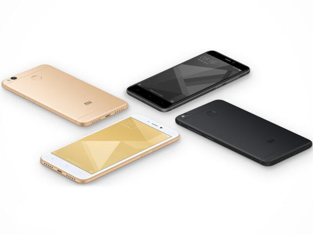 Xiaomi Redmi Note 4X schematics