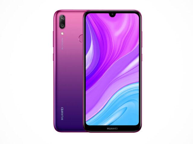 Huawei Y7 Prime (2019) schematics