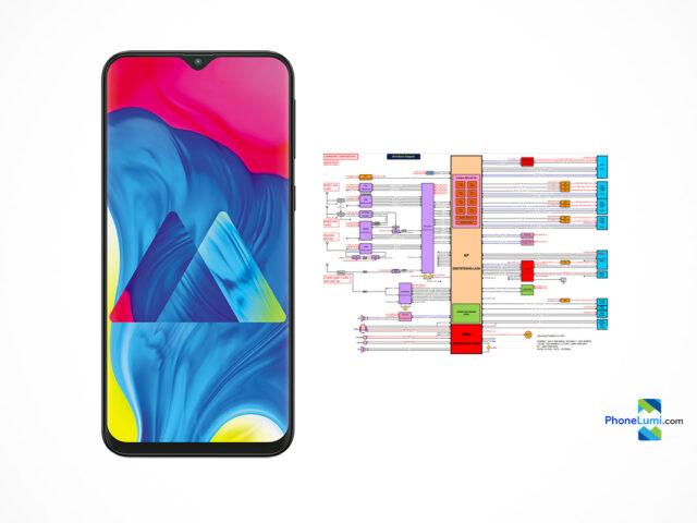 Samsung Galaxy M10 SM-M105F schematics