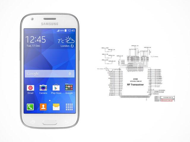 Samsung Galaxy Ace Style / SM-G357F schematics