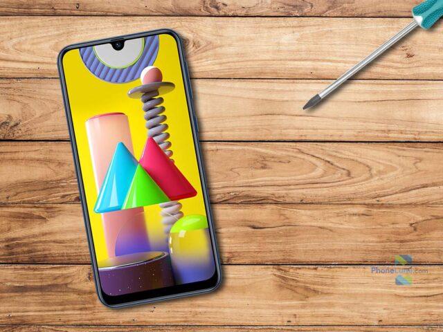 Samsung Galaxy M31 (SM-M315F) schematics