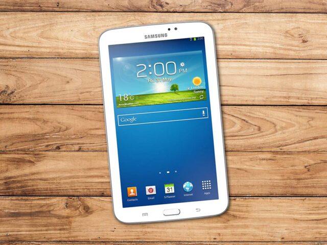Samsung Galaxy Tab 3 SM-T210 schematics