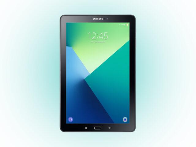 Samsung Galaxy Tab A 10.1 SM-P580 schematics