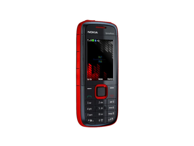 Nokia 5130 XpressMusic schematics