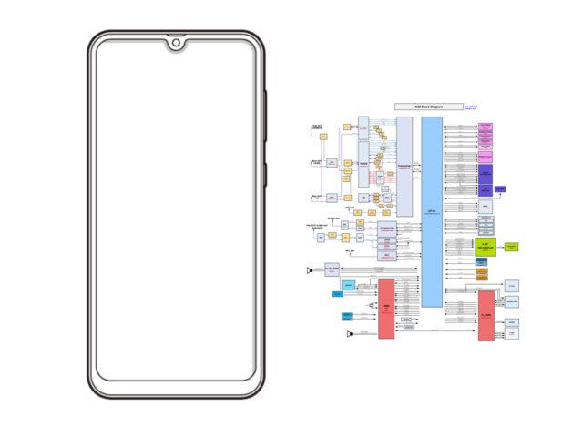 Samsung Galaxy A30 SM-A305J schematics